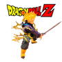 Muñeco Dragon Ball Z Trunks Figura Coleccionable