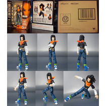 Dragon Ball Androide 17 S.h. Figuarts Swargento!!