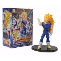 Muñeco Dragon Ball Z Vegeta Super Sayayin 3 - Banpresto
