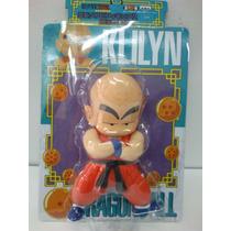 Muñeco Krilin Dragon Ball Figura 100% Original Banpresto