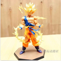 Goku Ss Figuarts Zero - Bandai - Dragon Ball- San Martin