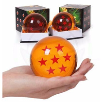 Esfera Dragon Ball - Real - Gigante 7,6cm - Apurate !