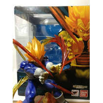 Dragon Ball Z Vegeta 100% Original Bandai Haedo