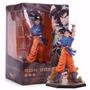 Muñeco Figura De Coleccion Goku Genkidama - Original Bandai