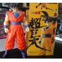Excelente Muñeco De Dragon Ball Z Goku - Tamaño Grande 50 Cm