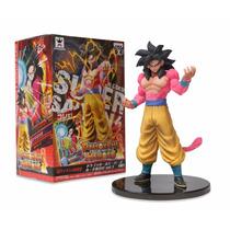 Figura De Coleccion Goku Super Sayayin 4 Original Banpresto