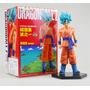 Muñeco Figura Coleccion Goku Dios Dragon Ball Z Banpresto