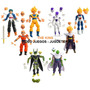 Muñecos De Dragon Ball Z Articulados Goku Vegeta Gohan - Etc