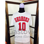 Slam Dunk Remera De Basquet Shohoku Gastovic Anime Store