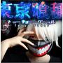 Tokyo Ghoul Barbijo Kaneki Ken Nuevo En Bolsa Cerrada Mascar