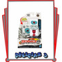 Beyblade Metal Masters Flame Byxis Bb95 Delicias 3