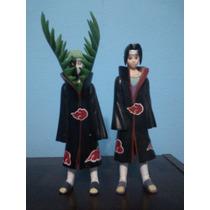 Naruto Shippuden Figuras - Sasuke - Itachi - Zetsu Nuevas!