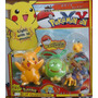 Blister Set Pokemon 5 Personajes - Pikachu