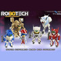 Robotech Macross 30 Aniversario Super Deformed Sd