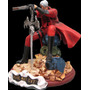 Devil May Cry Dmc Dante Virgil Estatuilla Figura De Resina