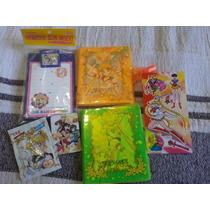 Espectacular Lote Sailor Moon Ideal Coleccionistas