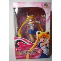 Sailor Moon Princesa Serena Tsukino 20 Cm Bandai Figuarts
