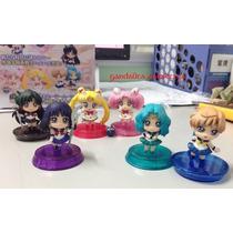 Sailor Moon - Petit Ojos Abiertos + Llavero Sailor Moon