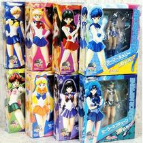 Sailor Moon Mecury Mars Jupiter Venus Saturn Sh Figuarts