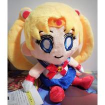Sailor Moon - Peluche Colgante - 15 Cm - Marte Jupiter Venus