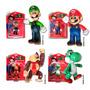 Muñecos - Super Mario Bros, Luigi Y Otros