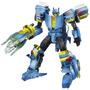 Muñeco Transformers Autobot Nightbeat Deluxe Class Hasbro