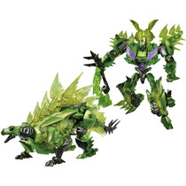 Muñeco Transformers Dinobots Snarl Era De Extincion De Luxe