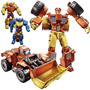 Set 3 Muñecos Transformers Autobots Scoop Caliburst Y Holepu