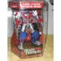 Optimus Prime Robo-vision Transformers ! Autobot Hasbro