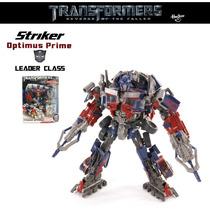 Transformers Striker Optimus Prime Leader Class 26cm