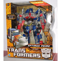Transformers Optimus Prime Leader Class Battle Hooks - Nuevo