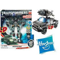 Transformers Mechtech Hasbro Iron Hide Optimus Prime
