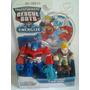 Transformers Rescue Bots Energize Optimus Prime