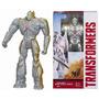 Muñeco Transformers Optimus Prime Caballero Plateado 30 Cm