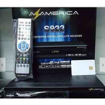 Az America S922 (original) Kit Completo Full Full Hd
