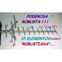 Antena Hd Tda Tdt Poderosa Para Los Decos Digital Joya ! !