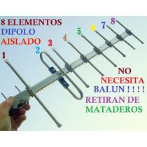 Tda Publica 8 Elementos Nueva Digital Full Hd Garantia Lujo