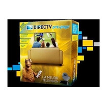 Direct Tv Prepago//antena Kit Completo
