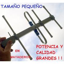 En Mataderos Digital Tv Publica Tda Dipolo Aislado De Lujo !