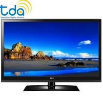 Sinto Digital Tda Decodificador + Antena + Cable Sin Abonos!
