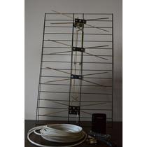 Ki Tv Digital Sintonizador Decodificado +antena+ Coaxil Hdmi