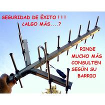 Antena Tdt Yagi Digital Tda Hd De Lo Bueno Lo Mejor 12 Elem