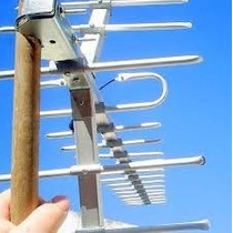 Antena Television Gratis Hd Publica Tda Uhf Instalacion