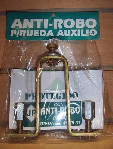 Anti Robo Rueda De Auxilio Peugeot 206 / 207/ Partner (3982)