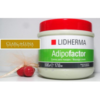 Adipofactor X500 Crema Reductora Lidherma +envio S/cargo Cap