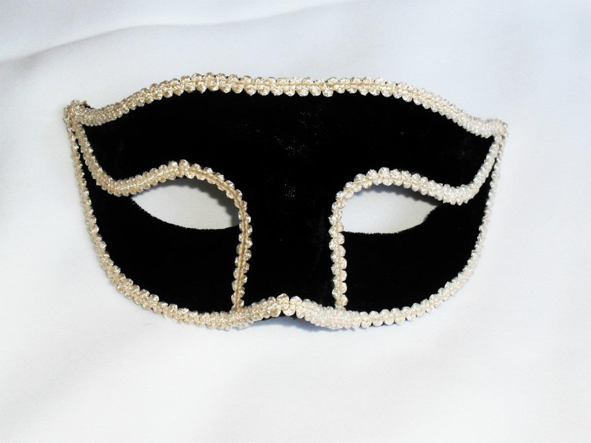 Antifaces Y Mascaras Signora Maschera - $ 250,00 en MercadoLibre