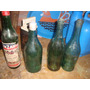 Antiguo Lote 4 Botellas , Gancia, Cubana Sello Verde, Vinos