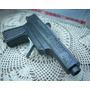 Antiguos Pistola Cebita Hawks Japon 1970 14cm (6317)