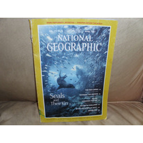 Revista National Geographic De 1987 !!!! Esta En Ingles