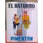 Lata De Pimentón El Baturro.